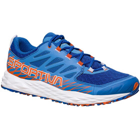 La Sportiva Lycan Shoes Dame marine blue/lily orange